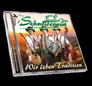 171.229 3Da Schneiderwirt Trio Wir leben Tradition